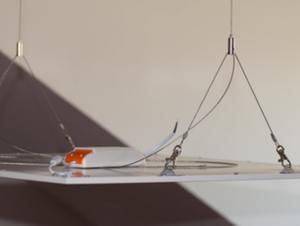 Obešalni pribor za LED panel