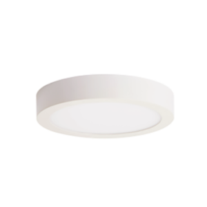 LED panel LINDA-R, okrogel, nadgradni