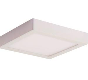LED panel LINDA-S, kvadratni, nadgradni