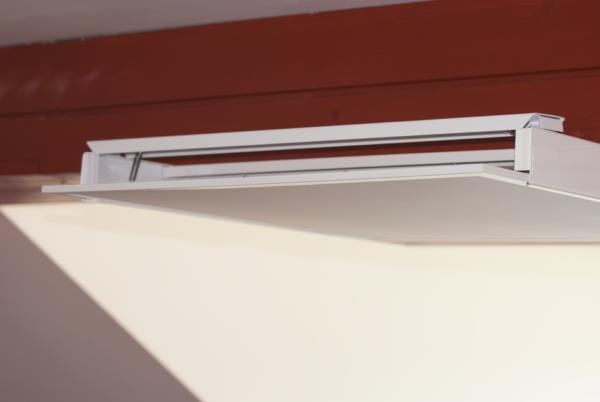 Ohišje nadometno za LED panele 600x600