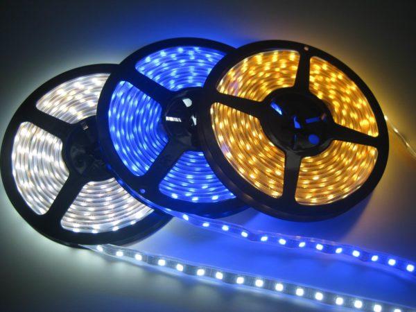 LED trakovi 5m 2700K-6200K