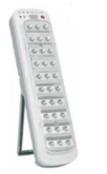 LED polnilna baterija Diva