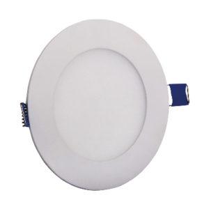 LED vgradna okrogla svetilka LENA-RX, 3W - 24W