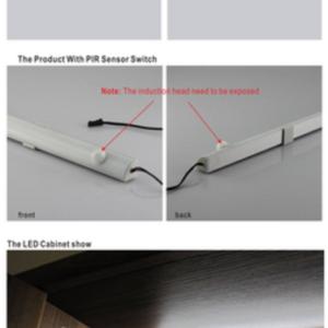 Senzorji in stikala za LED trakove