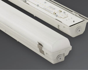 Svetilka, prahotesna, Basic linear LED 771, OSRAM, 47W, 1500mm, siva