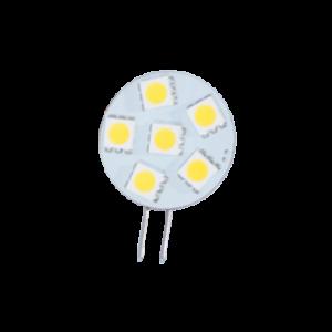 LED sijalka, G4, 1,2W, dnevno bela, 80 lm,