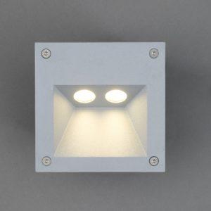 LED zunanja svetilka stenska vgradna RIMO