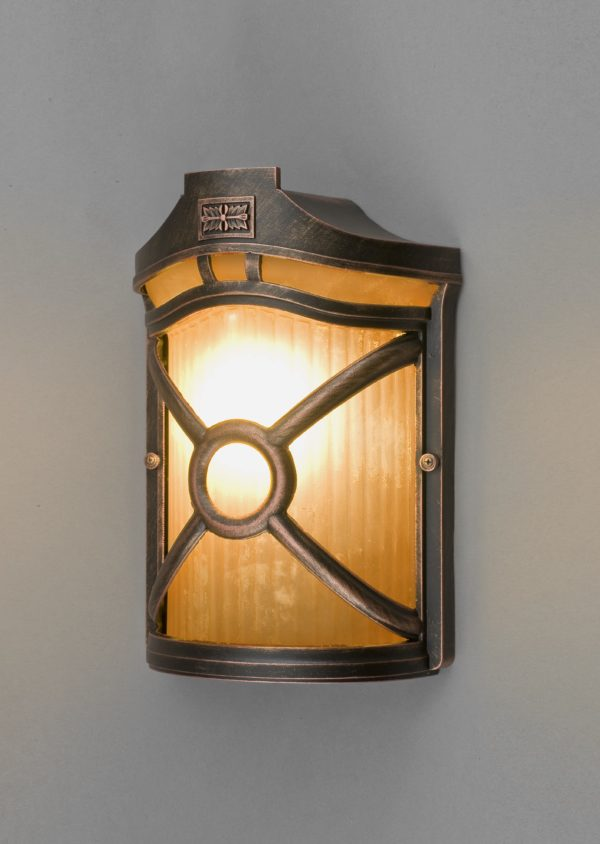 Zunanja svetilka stenska DON M