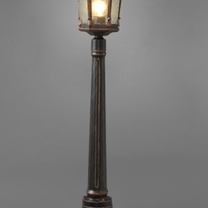 Zunanja svetilka stoječa AMUR