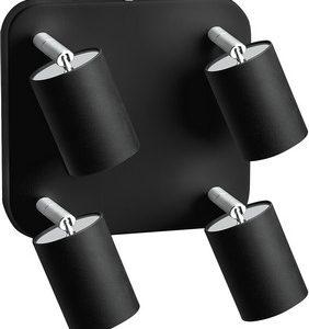 Notranja svetilka stropna letev, EYE SPOT BLACK, Nowodvorski, GU10, črna