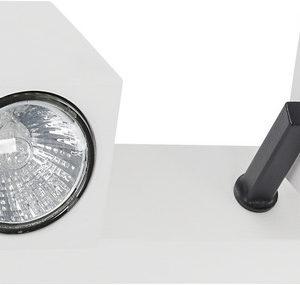Notranja svetilka stropna letev, CUBOID WHITE II, Nowodvorski, 2x, GU10, bela