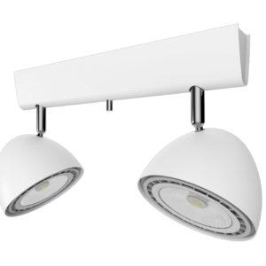 Notranja svetilka stropna, VESPA WHITE II, Nowodvorski, 2x, GU10, bela