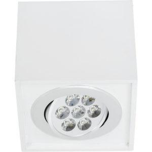 Notranja Stenska, BOX LED GRAY, Nowodvorski, 8,5W, IP20