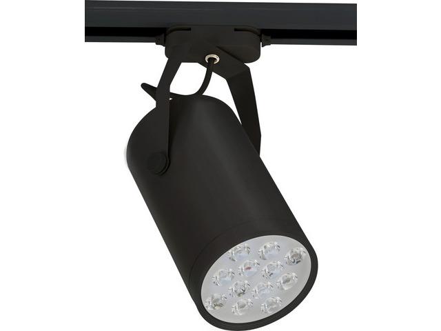 Notranja stropna tračna svetilka, STORE LED BLACK 12W, Nowodvorski, 12W, IP20