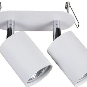 Notranja svetilka stropna vgradna EYE FIT II, WHITE, Nowodvorski, GU10, bela
