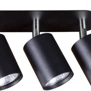 Notranja svetilka stropna vgradna EYE FIT III, BLACK, Nowodvorski, GU10, črna