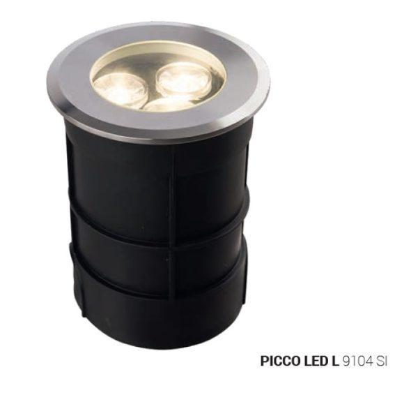Zunanja Svetilka, Talna, Nowodvorski, PICCO LED L, 1W,