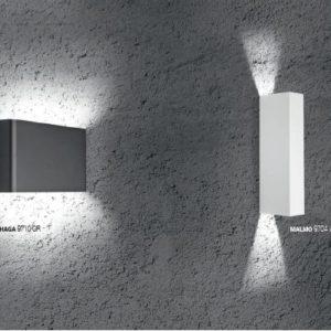 Stenske svetilke