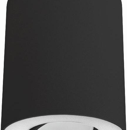 Notranja Stropna, SET, črno/bela, Nowodvorski, 1xGU10, samo LED, IP20