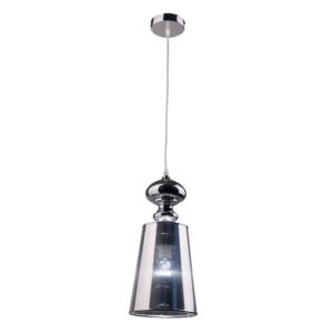 LED Notranja stropna, ALASKA chrom, 60W, 1xE27, IP20