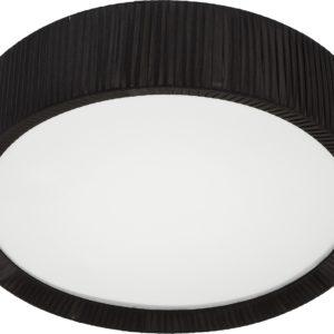 LED Notranja Stropna, ALEHANDRO black, 40W, 7xE27, IP20