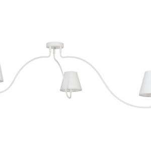 LED Notranja stropna, SWIVEL WHITE, 40W, 3xE14, IP20
