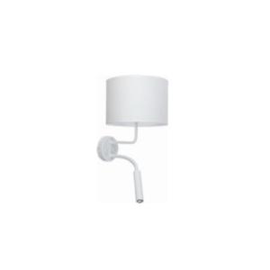 LED Notranja stenska, HOTEL PLUS white, 60W, 1xE27,1xG9, IP20