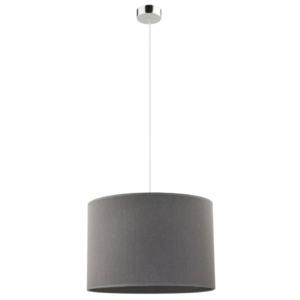 LED Notranja stropna, HOTEL gray , 60W, 1xE27, IP20