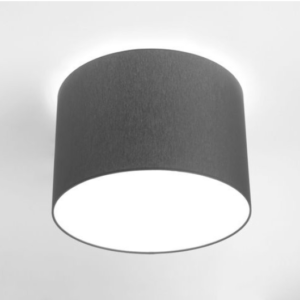 LED Notranja Stropna, CAMERON gray , 25W, 3xE27, IP20