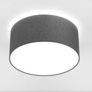 LED Notranja Stropna, CAMERON gray , 25W, 2xE27, IP20