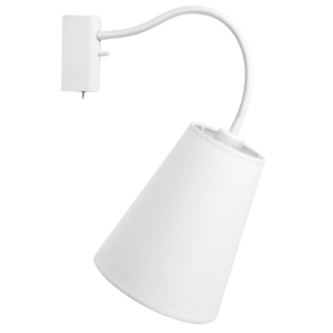 LED Notranja stenska, FLEX SHADE WHITE, 60W, 1xE27, IP20