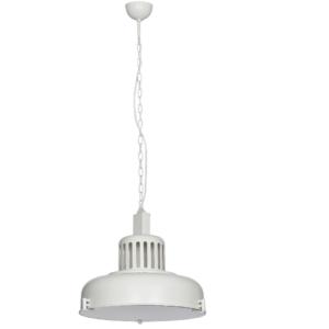 Notranja stropna dekorativna svetilka, Industrial L white I, 1xE27, 60W, IP20, 230V