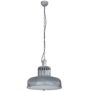 Notranja stropna dekorativna svetilka, Industrial L concrete I, 1xE27, 60W, IP20, 230V