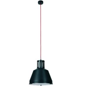 Notranja stropna dekorativna svetilka, Industrial M graphite I, 1xE27, 60W, IP20, 230V