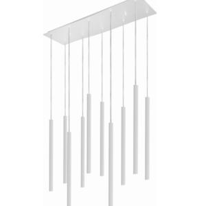 Notranja stropna dekorativna svetilka, Laser white X, 10W, 10xG9, IP20, 230V