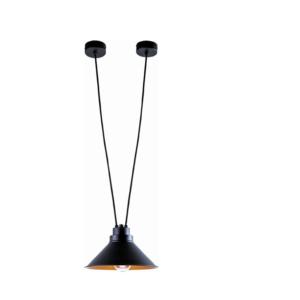 Notranja stropna dekorativna svetilka, Perm I, 60W, 1xE27, IP20, 230V