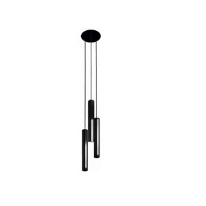 Notranja stropna dekorativna svetilka, Poly black III ,10W, 3xG10, IP20, 230V