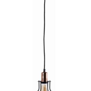 Notranja stropna dekorativna svetilka, Workshop I B, 60W, 1xE27, IP20, 230V