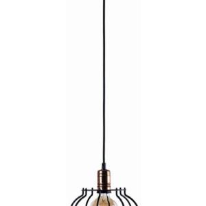 Notranja stropna dekorativna svetilka, Workshop I C, 60W, 1xE27, IP20, 230V