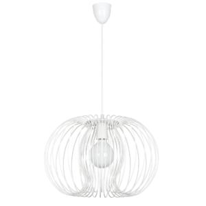 Notranja stropna dekorativna svetilka, Agadir white, 60W, 1xE27, IP20, 230V