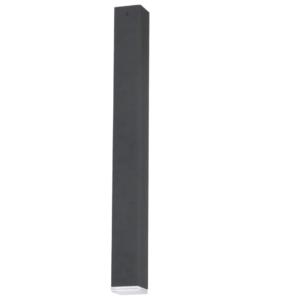 Notranja stropna dekorativna svetilka, Bryce garphite L, 35W, 1xG10, IP20, 230V