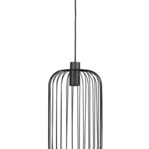Notranja stropna dekorativna svetilka, Cage white, 30W, 1xGU10, IP20, 230V