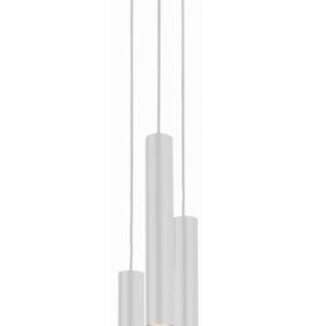 Notranja stropna dekorativna svetilka, Eye III white L, 10W, 3xG10, IP20, 230V
