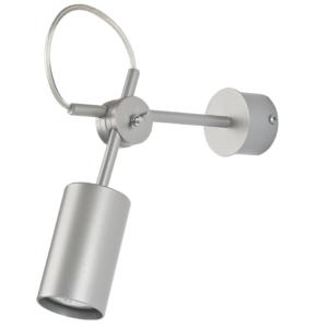 Notranja stenska dekorativna svetilka, Eye silver I, 35W, 1xG10, IP20, 230V