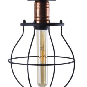 Notranja stropna dekorativna svetilka, Manufacture I, 60W, 1xE27, IP20, 230V