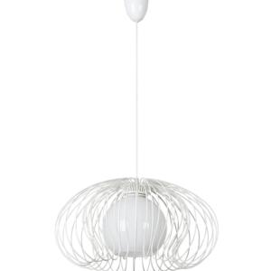 Notranja stropna dekorativna svetilka, Mersey white, 60W, 1xE27, IP20, 230V