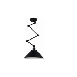 Notranja stropna dekorativna svetilka, Pantograph, 60W, 1xE27, IP20, 230V