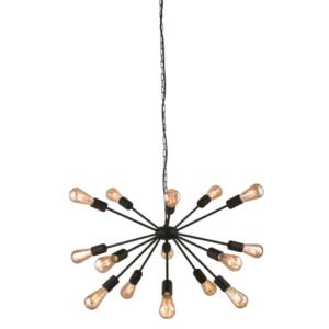 Notranja stropna dekorativna svetilka, ROD XV, 60W, 15xE27, IP20, 230V