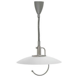 LED Notranja stropna, SCORPIO silver, 60W, 1xE27, IP20