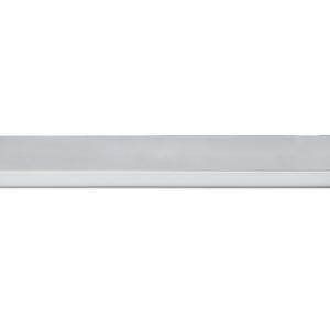 LED Notranja stropna, STRAIGHT LED silver S, 22W, 1xT8, IP20